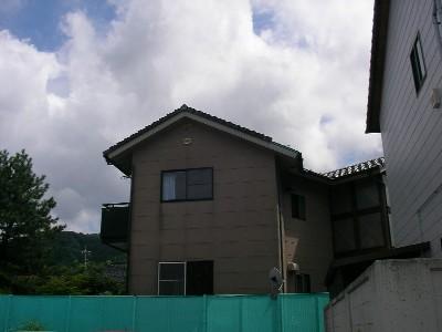 三朝団地 写真