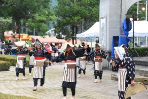 キュリー祭ステージ