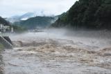 洪水 河川